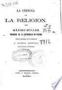 La ciencia de la religión