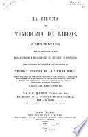La ciencia de teneduria de libros