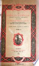 La ciencia española