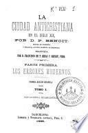 La Ciudad anticristiana en el siglo XIX