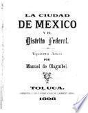 La ciudad de México y el Distrito federal, toponimia azteca
