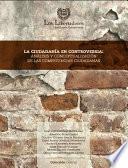La ciudadanía en controversia: análisis competencias ciudadanas