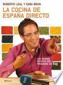 La cocina de España Directo