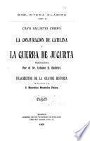 La conjuración de Catilina y La guerra de Jugurta