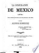 La conjuración de México
