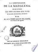 La Conversion de la Madalena