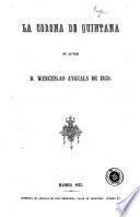 La corona de Quintana