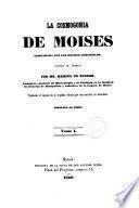 La Cosmogonia de Moisés comparada con los hechos geológicos