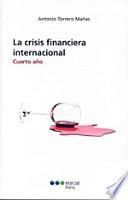La crisis financiera internacional