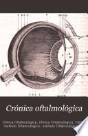 La Cronica oftalmologica