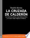 La cruzada de Calderón