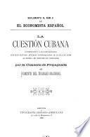 La cuestión cubana