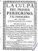 La Culpa del Primer Peregrino y el Passagero