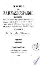 La cumbre del Parnaso español