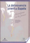 La delincuencia juvenil en España