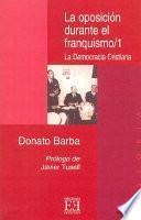 La Democracia Cristiana (1936-1977)