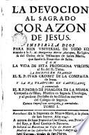 La Devocion al Sagrado Corazon de Jesus, 1