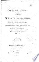 La doctrina cristiana explicada en guarayo y en castellano para el uso de los neófitos de las misiones del Colegio de Propaganda Fide de San José de Tarata
