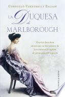 La duquesa de Marlborough