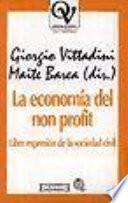La economía del non profit