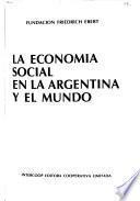 La Economía social en la Argentina y el mundo