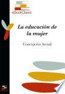 La educación de la mujer (Anotado)