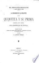 La educación de las mujeres ó La Quijotita y su prima