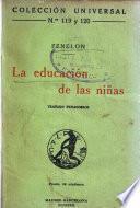 La educación de las niñas