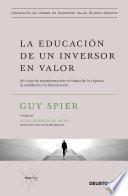 La educación de un inversor en valor
