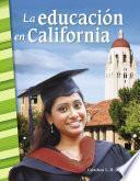 La educación en California