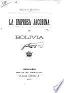La empresa Jacobina en Bolivia