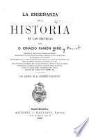 La enseñanza de la historia en las escuelas