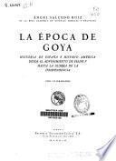 La época de Goya