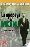 La epopeya de México, II