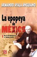 La epopeya de México Tomo 1