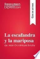 La escafandra y la mariposa de Jean-Dominique Bauby (Guía de lectura)