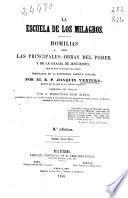 La escuela de los milagros: (1858)