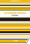 La estrategia electoral