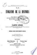 La evolucion de la historia