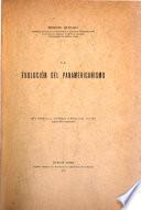 La evolución del panamericanísmo ...