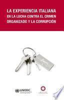 La experiencia italiana en la lucha contra el crimen organizado y la corrupción