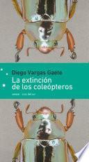 La extinción de los coleópteros