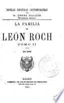 La familia de Léon Roch ...