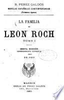 La familia de Léon Roch