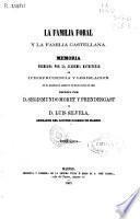 La familia foral y la familia castellana