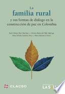La familia rural y sus formas de diálogo en la construcción de paz en Colombia