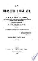 La Filosofía cristiana, 2