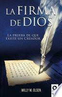La firma de Dios