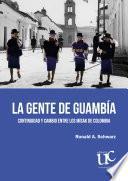 La gente de Guambía