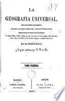 La Geografía universal, 1